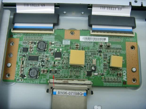 автономный режим LCD панели